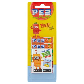 Pez Play Fruity Candies 6 x 8.5g