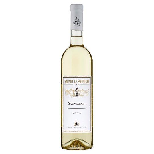 Valvin Dominium Sauvignon bílé víno suché 0,75l