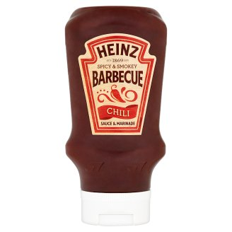 Heinz Barbecue Chilli Sauce 490g