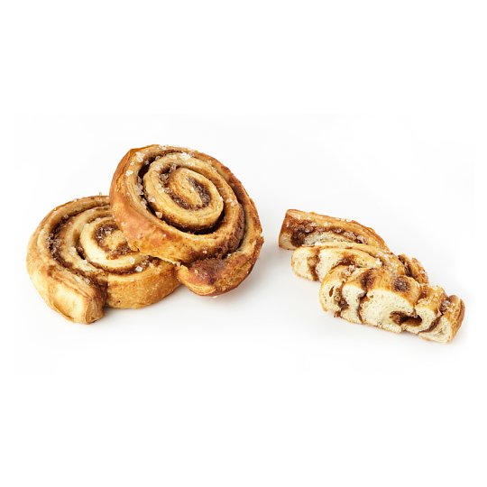 Cinnamon Snail Pastries with Fillings 80g
