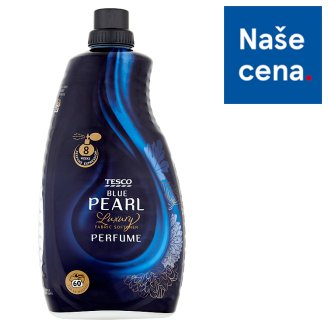 Tesco Luxury Blue Pearl Fabric Softener 60 Washes 1.8L