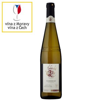 Habánské Sklepy Quality Varietal Dry White Wine 0.75L
