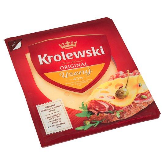 Krolewski Smoked Cheese Sliced 100g