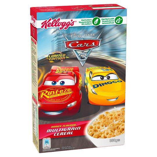 Kellogg's Disney Pixar Cars 3 rýžové cereálie s medovou příchutí 350g