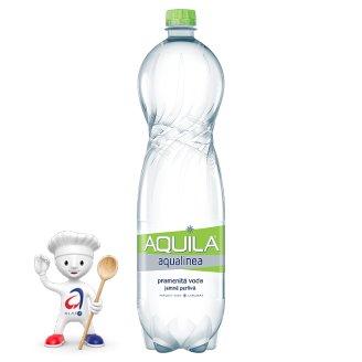 Aquila Aqualinea Pramenitá voda jemně perlivá 1,5l