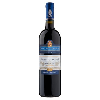 Zámecké Vinařství Bzenec Cellarium Bisencii Modrý Portugal červené víno suché 0,75l
