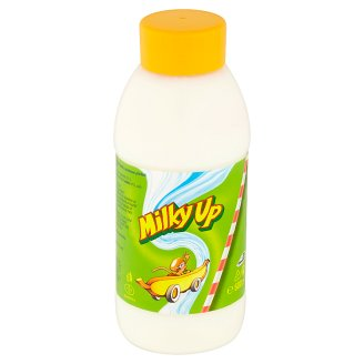 Milky Up Milk Drink with Banana Flavor 500ml