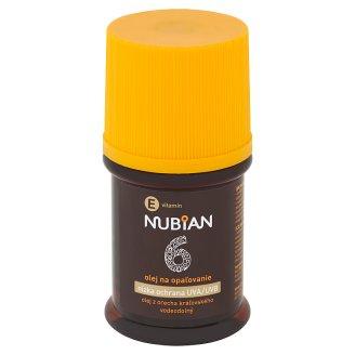 Nubian Olej na opalování SPF 6 60ml