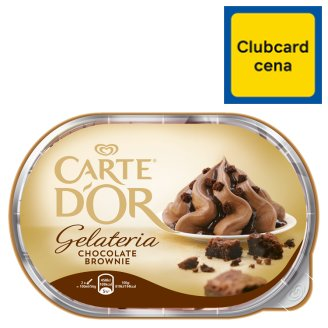 Carte d'Or Chocolate Brownie Chocolate Ice Cream 900ml