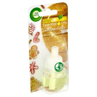 Air Wick Essential Oils Tekutá náplň do elektrického přístroje vánoční cukroví 19ml
