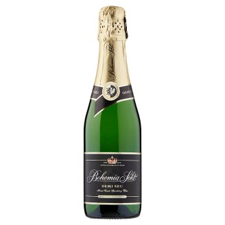 Bohemia Sekt Demi Sec Quality Sparkling White Wine 0.375L