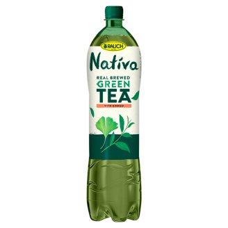 Rauch Nativa Green Tea with Ginkgo 1.5L