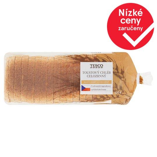 Tesco Wholegrain Toast Bread 500g