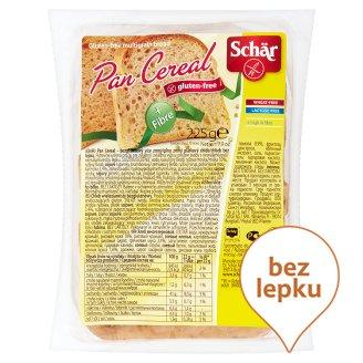 Schär Pan Cereal vícezrnný plátkový chléb bez lepku 225g