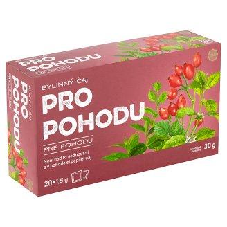 Panda Natur Pro pohodu bylinný čaj 20 sáčků po 1,5g