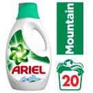 Ariel Washing Liquid Mountain Spring 1300ml 20 Washes