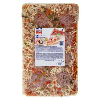 Tesco Value Pizza speciale 1kg