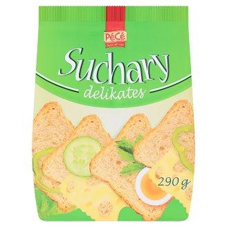 Pécé Suchary delikates 290g