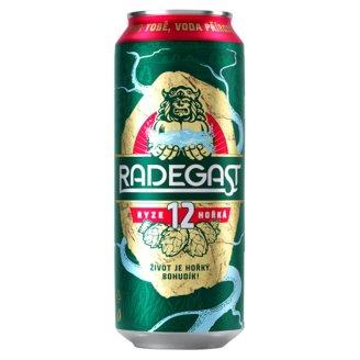 Radegast Ryze hořká 12 pivo světlý ležák 500ml