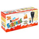 Kinder Surprise Sweet Egg with Milk Chocolate - with Surprise 3 x 20g