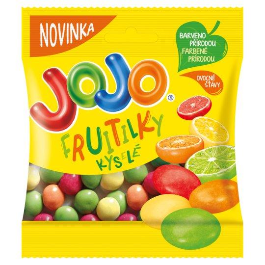 JOJO Fruitilky kyselé 60g