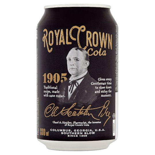 Royal Crown Cola Classic 330ml