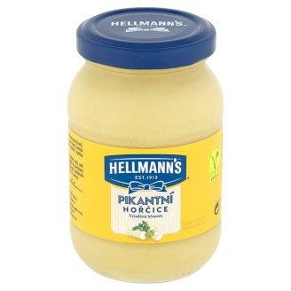Hellmann's hořčice pikantní vyladěná křenem 240g