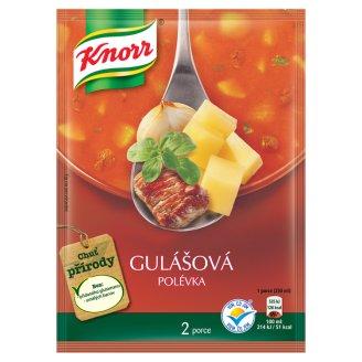 Knorr Krémová Gulášová polévka 65g