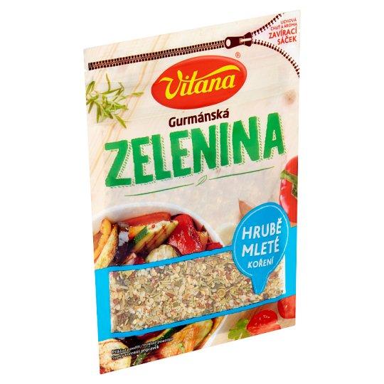 Vitana Gourmet Vegetables Roughly Ground Spices 30g