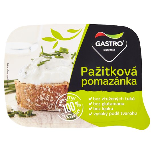 Gastro Chive Spread 120g