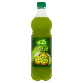 Hello Flavored with Kiwi 0.7L