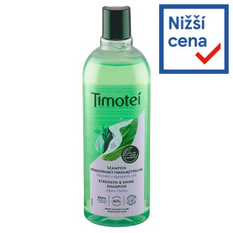 Timotei Síla a lesk šampon 400ml