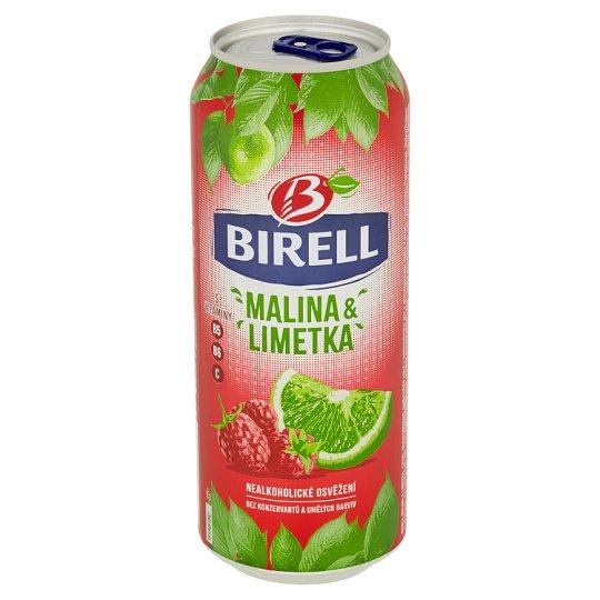 Birell Lemon & Raspberry Non-alcoholic Beer 0.5L