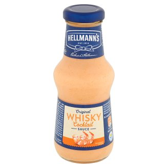 Hellmann's Omáčka k masu Whisky Cocktail 250ml