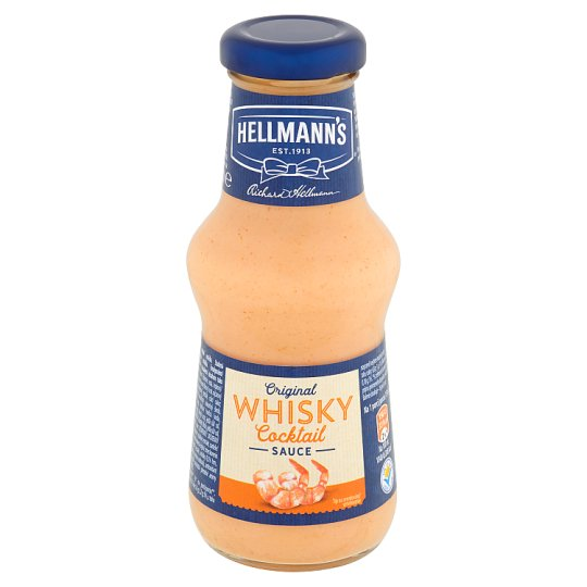 Hellmann's Sauce for Meat Whisky Cocktail 250ml