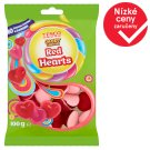 Tesco Candy Carnival Red Hearts Jelly with Fruit Flavors 100g