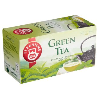 TEEKANNE Green Tea, 20 Bags, 35g
