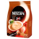 NESCAFÉ 3in1 Brown Sugar, Instant Coffee, 10 bags x 17g (170g)