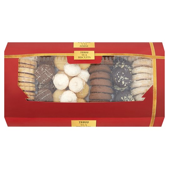 Tesco Tea Biscuits 500g
