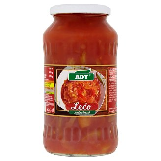 Ady Lecho Vegetable 670g