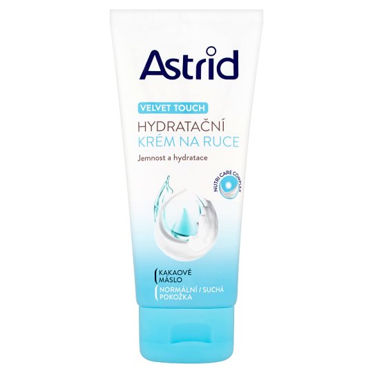 Astrid Velvet Touch Moisturizing Hand Cream 100ml
