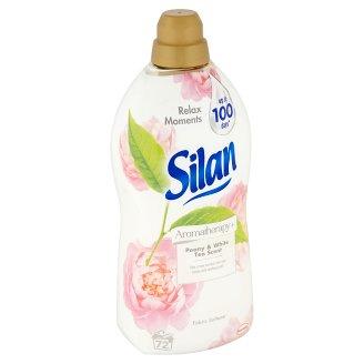 Silan Aromatherapy+ Peony & White Tea Scent 72 praní 1800ml