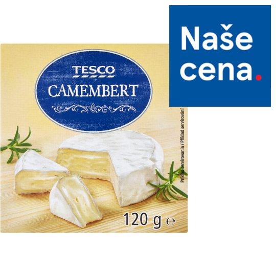 Tesco Camembert 120g