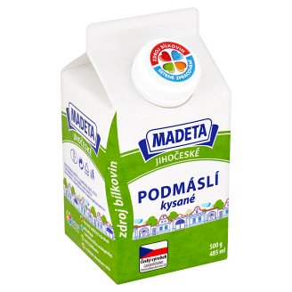 Madeta South Bohemian Soured Buttermilk 500g