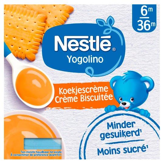 Nestlé Yogolino Dessertsušenka 4 x 100g