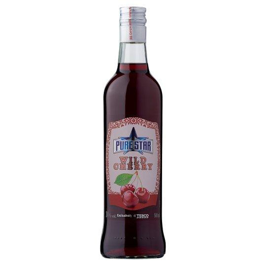 Pure Star Wild Cherry Liqueur 500ml