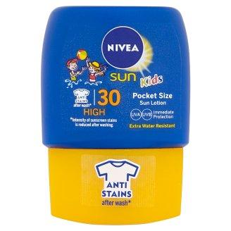 Nivea Sun Kapesní dětské mléko na opalování OF 30 50ml