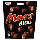 Mars Bites Milk Chocolate Filled with Nugat and Caramel 150g