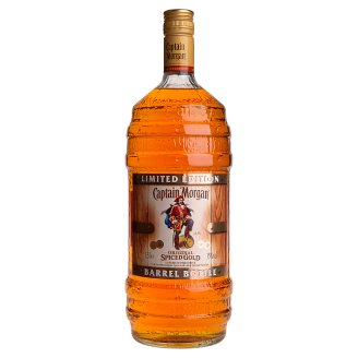 Captain Morgan Spiced Gold Barrel 1,5l