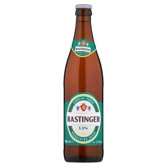 Rastinger Light Draft Beer 500ml